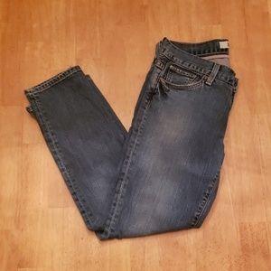 GAP Women's Pencil Cut Crop Jeans   Size 6